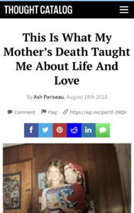 Thought Catalog Article